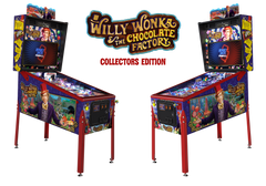 Willy Wonka Pinball - Collectors edition  - deposit only