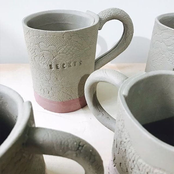 An Introduction Ceramics: Hand-Building Mugs
