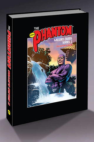 NEW - The Phantom Gallery Series 2 Trading Card Collector's Binder