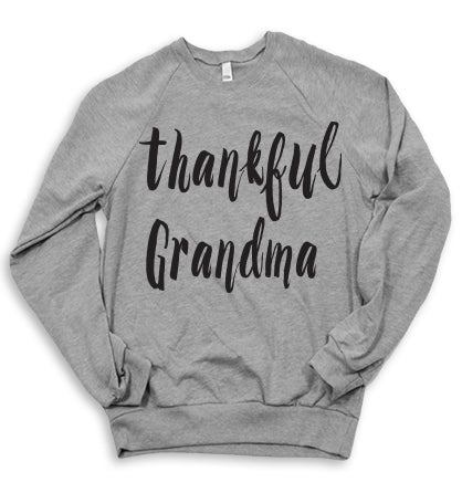 Thankful Grandma