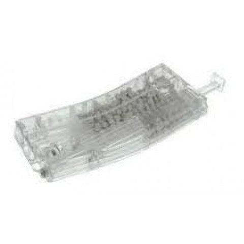 G&G MAGAZINE STYLE BB LOADER (TRANSPARENT)