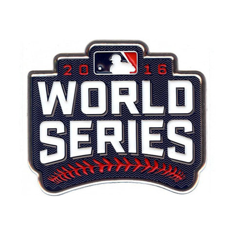 2016 World Series EmbossTech Patch By The Emblem Source