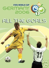 All the Goals of FIFA World Cup Germany 2006 Soccer DVD