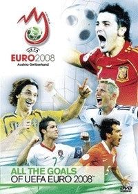 All the Goals of UEFA Euro 2008 Soccer DVD