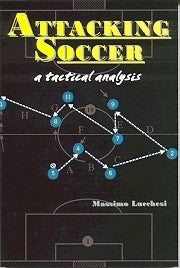 Attacking Soccer: A Tactical Analysis - Book