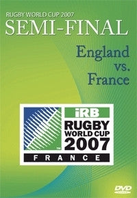 Rugby World Cup 2007 - Semi Final - England v France