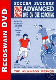 One on One Advanced Coaching Soccer DVD