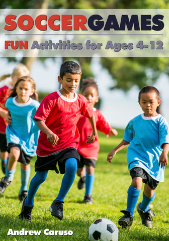 Soccer Games: Fun Activities for Ages 4-12