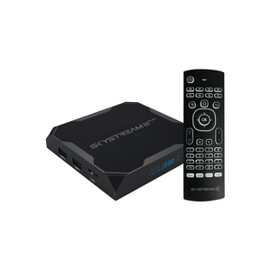 SkyStream Three PLUS Android TV Box with Air Mouse Remote