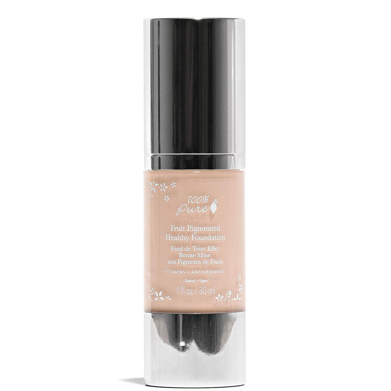 100% Pure Healthy Skin Foundation Sand