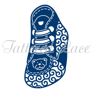 Tattered Lace Baby Boy Bootie