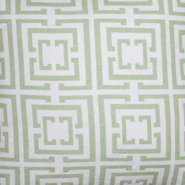 COCOCOZY Logo - Sage Green Fabric Swatch