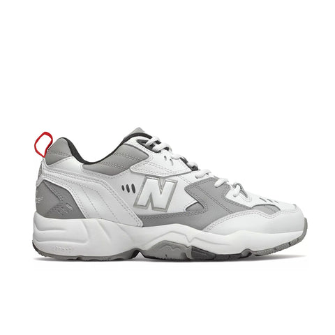 New Balance - Women's 608 (WX608RG1) - White with Team Grey