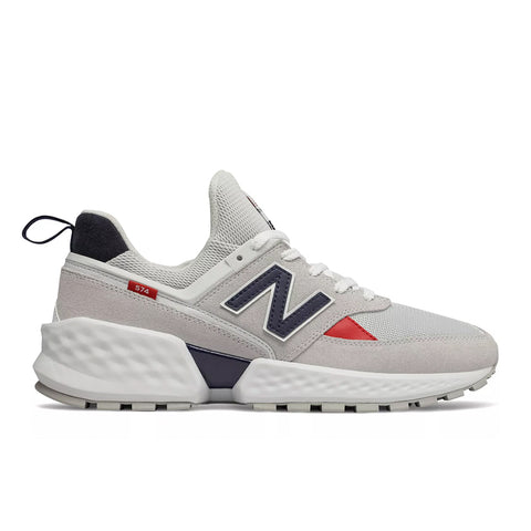 New Balance - 574 Sport 90's (MS574GNC) - Nimbus Cloud with White