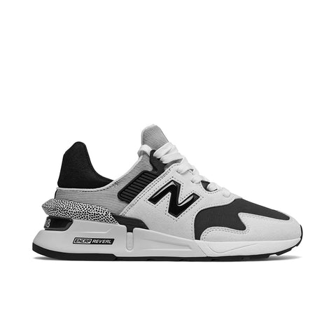 New Balance - Women's 997 Sport (WS997JCF) - White w/ Black
