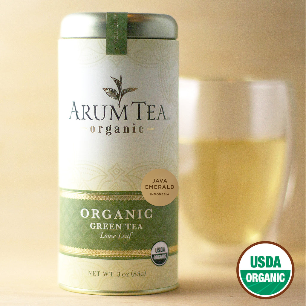 JAVA EMERALD - Organic Green Tea