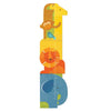 Zoo Animal Friends Growth Chart
