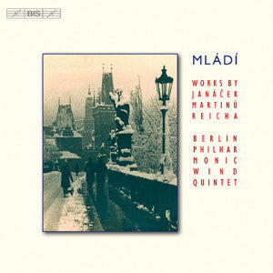 MLÁDÍ CD (Berlin Philharmonic Wind Quintet) - FLUTISTRY BOSTON
