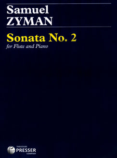 Zyman, S. - Sonata No. 2 - FLUTISTRY BOSTON
