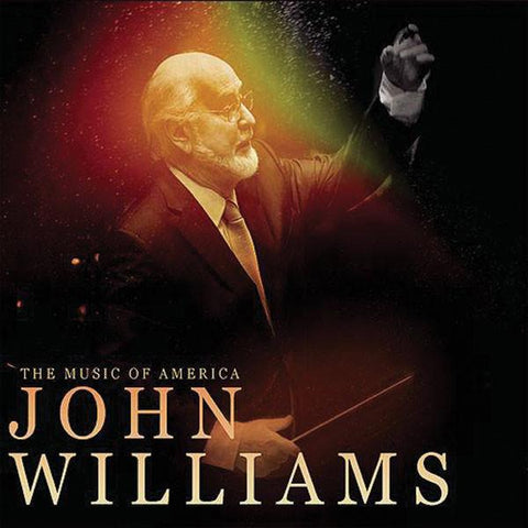 John Williams: The Music of America 3CD Set