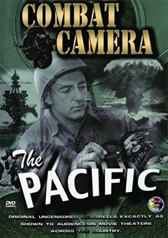 Combat Camera: The Pacific DVD