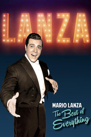 Mario Lanza - The Best of Everything DVD