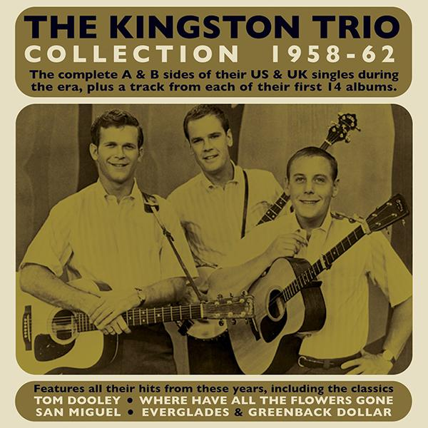 Kingston Trio: Collection 1958-1962 2-CD Set