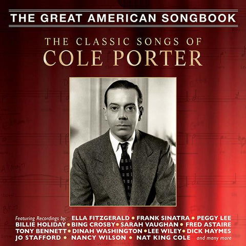 The Classic Songs of Cole Porter 2-CD Set