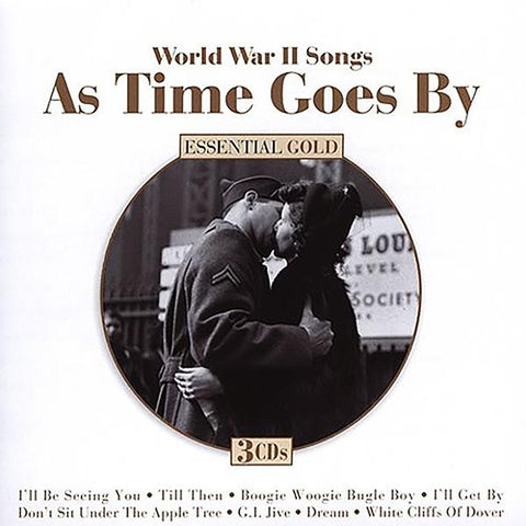 World War II Songs: As Time Goes By 3-CD Set