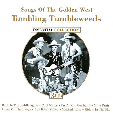 Songs of the Golden West: 3-CD Set