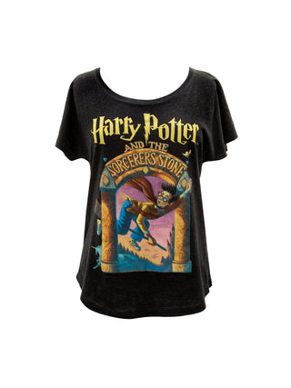 Harry Potter and the Sorcerer's Stone Women's Relaxed Fit T-Shirt