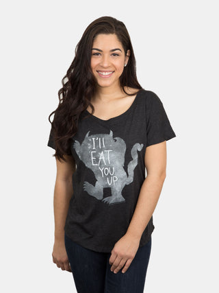 I'll Eat You Up Women's Relaxed Fit T-Shirt