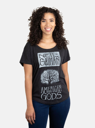 American Gods Women's Relaxed Fit T-Shirt