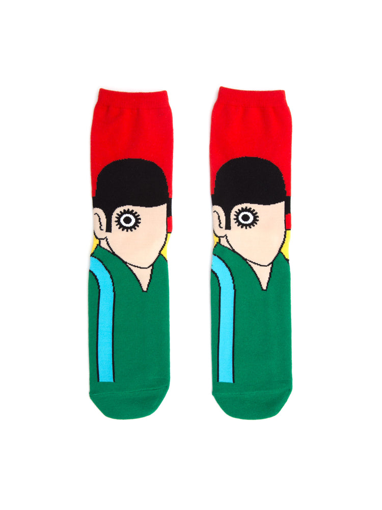 A Clockwork Orange socks