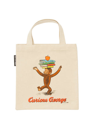 Curious George kids tote bag