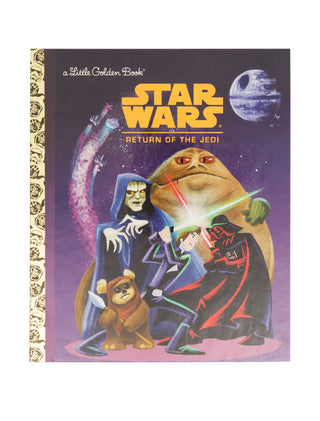 Star Wars - Return of the Jedi hardcover book