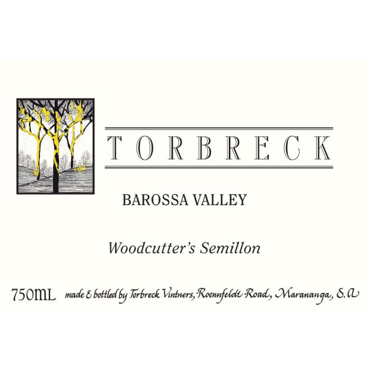 Torbreck Woodcutters Semillon 2016