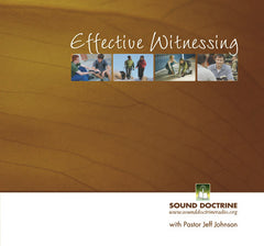 Effective Witnessing