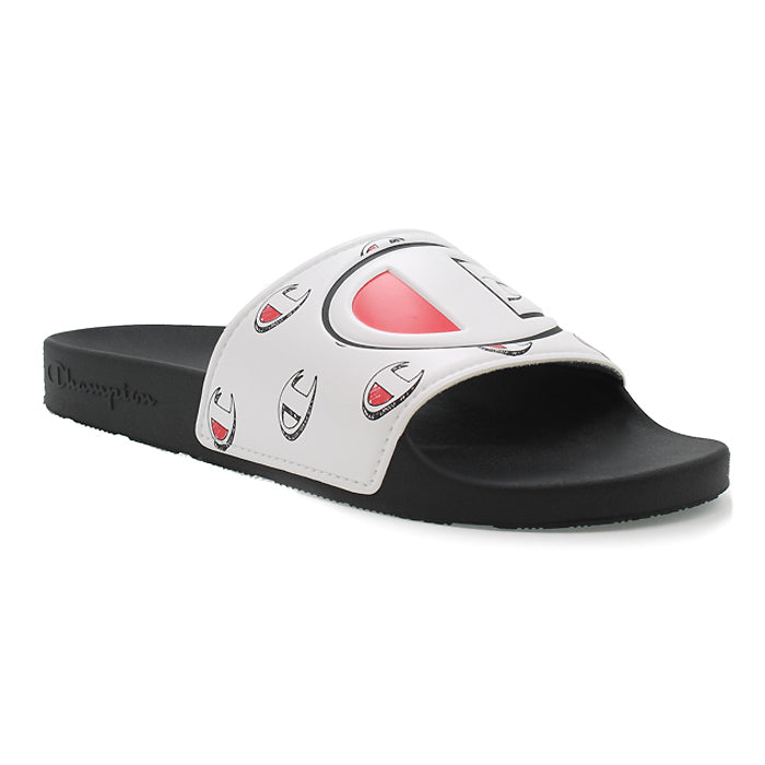 Champion IPO Repeat Black & White Slides