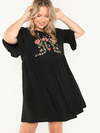 PLUS SIZE Huskinsson Dress - Boho Buys