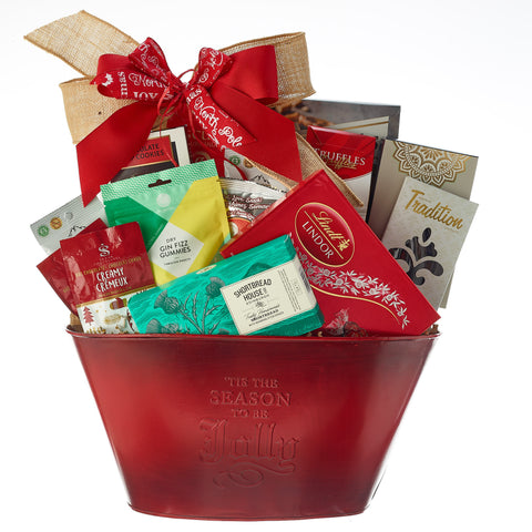 Christmas Gift Baskets Shipping in Canada
