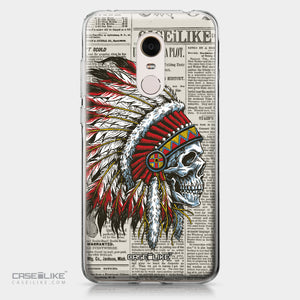 Xiaomi Redmi Note 5 case Art of Skull 2522 | CASEiLIKE.com