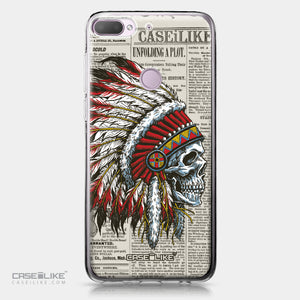 HTC Desire 12 Plus case Art of Skull 2522 | CASEiLIKE.com