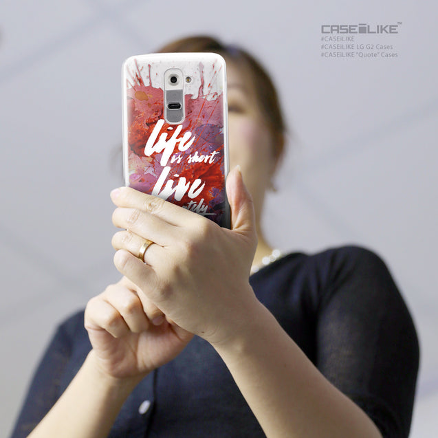Share - CASEiLIKE LG G2 back cover Quote 2423