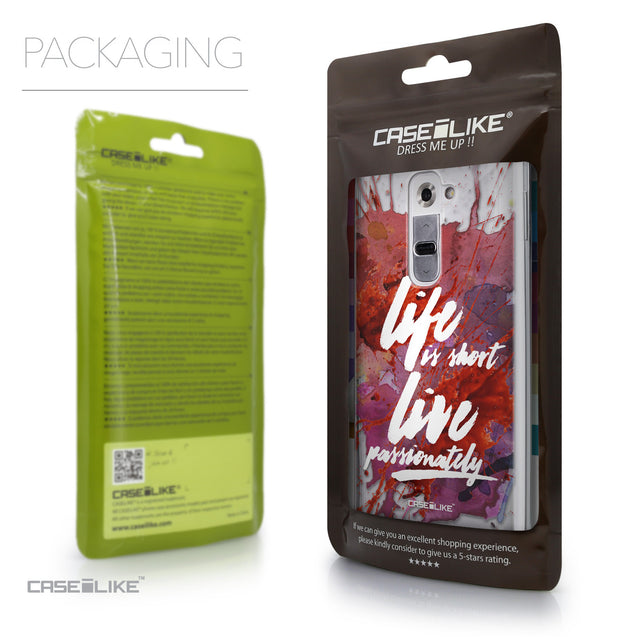 Packaging - CASEiLIKE LG G2 back cover Quote 2423