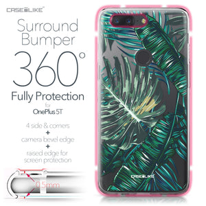 OnePlus 5T case Tropical Palm Tree 2238 Bumper Case Protection | CASEiLIKE.com
