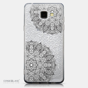 CASEiLIKE Samsung Galaxy A5 (2016) back cover Mandala Art 2093