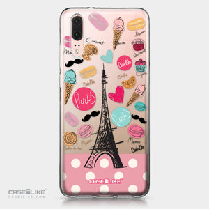 Huawei P20 case Paris Holiday 3904 | CASEiLIKE.com