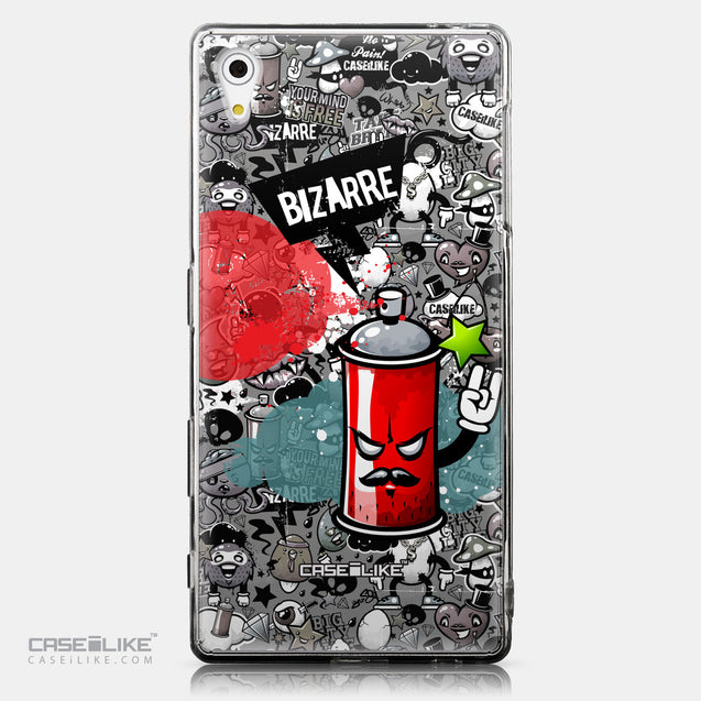 CASEiLIKE Sony Xperia Z5 back cover Graffiti 2705