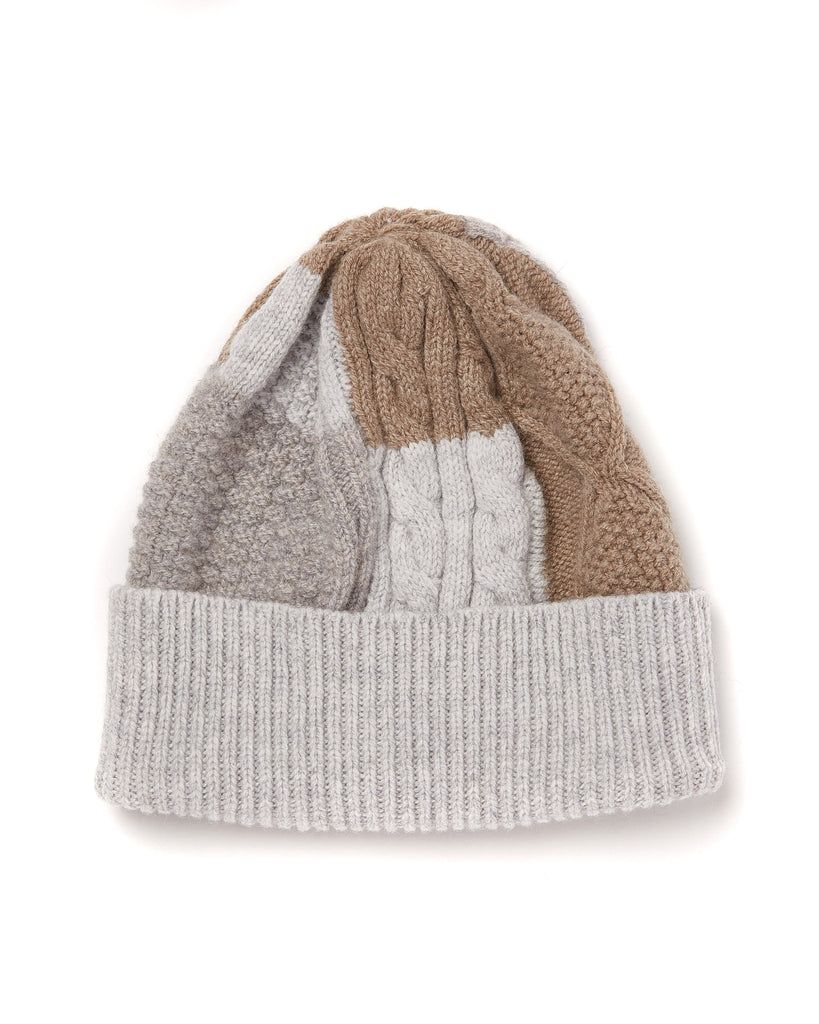 Cableknit Boro' Watch Cap
